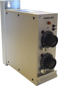 """AC Voltage or Current Trip Amplifier Individual Plug-in Modules for 3U High 19"""" Rack Mounted Instrumentation"""