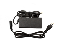 MBA1033 MicroBattery AC 12V min 4A,5.5/2.5mm ** incl. power cord ** - eet01