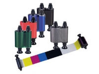 R3011 Evolis Colour ribbon (YMCKO) For up to 200 cards - eet01
