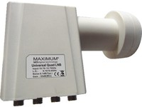 5658 Maximum ST-14, Quad LNB 4 output - eet01