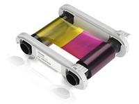 R5F008EAA Evolis Colour ribbon YMCKO For up to 300 cards - eet01