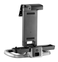"""Hp Hp Integrated Work Center Stand For Small Form Factor V3 - Monitor/desktop Stand - 17""""-24"""" - For Hp 6300 Pro, 6305 Pro (sff), Elite 8300 (sff); Elitedesk 800 G1; Prodesk 400 G1, 600 G1 F2p06aa - xep01"""