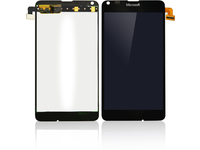 MicroSpareparts Mobile LCD Screen and Digitizer Assembly Black MSPP2647 - eet01