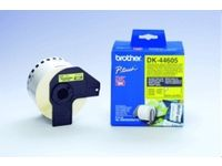 Brother Non Adhesive Paper Tape 54mm  DKN55224 - eet01