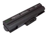 MicroBattery 9 Cell Li-Ion 10.8V 6.6Ah 71wh Laptop Battery for Sony MBI2139 - eet01