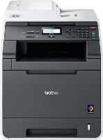 Brother DCP-9055CDN Colour All-in-One Laser Printer DCP-9055CDN - Refurbished