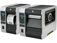 "Zebra TT Printer ZT610, 4"", 203 Dpi, Euro and UK cord, Serial, ZT61042-T2E0100Z - eet01"