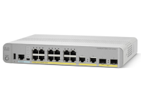 Cisco Cisco Catalyst 3560cx-8pt-s - Switch - Managed - 10 X 10/100/1000 (poe+) - Desktop, Rack-mountable, Din Rail Mountable, Wall-mountable - Poe+ (146 W) Ws-c3560cx-8pt-s - xep01