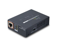 Planet Single-Port 10/100/1000Mbps 802.3bt Ultra PoE Injector POE-171A-95 - eet01
