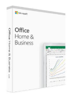Microsoft Microsoft Office Home And Business 2019 - Box Pack - Medialess - Win, Mac - English - Eurozone T5d-03216 - xep01