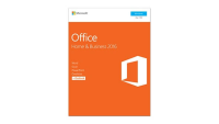 Microsoft Microsoft Office Home And Business 2016 - Box Pack - 1 Pc - 32/64-bit, Medialess, P2 - Win - French - Eurozone T5d-02840 - xep01