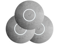 Ubiquiti Networks Marble Design Upgradable Casing fornanoHD, 3-Pack NHD-COVER-MARBLE-3 - eet01