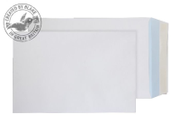 11786PS Blake Purely Everyday White Peel & Seal Pocket 350X229mm 100Gm2 Pack 250 Code 11786Ps 3P- 11786PS