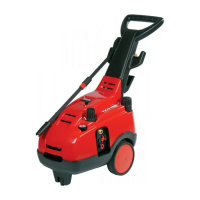 Small Industrial Cold Water Pressure Washer Hire In Greystoke