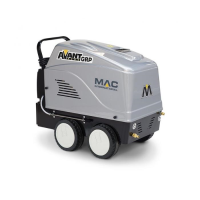 Agricultural Pressure Washer Hire In Brigham