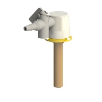 Brownall One Way Drop Lever Gas Tap - OUT OF STOCK