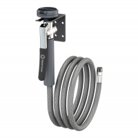 Drench Hose Unit, Wall Mounted