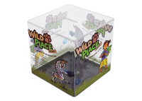 Clear Cube Collection Box