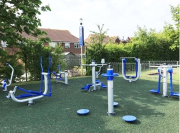 Special Educational Needs Playground Equipment Supplier