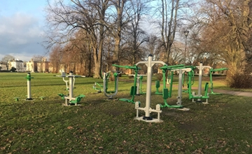 Supplier of Outdoor Gym Equipment for Parks