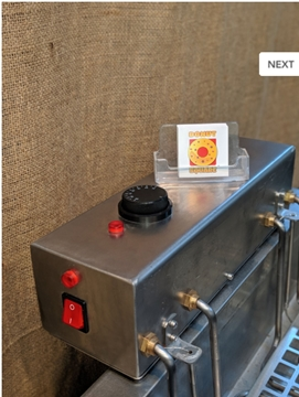 Electric Manual Donut Making System
