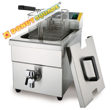 Induction Electric Manual Doughnut System
