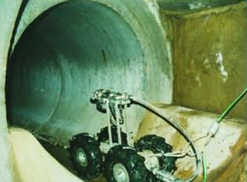 CCTV Drain and Sewer Inspection Specialist Contractors