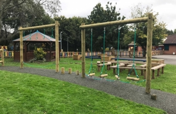 Commercial Playground Equipment Suppliers UK