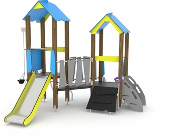 Play and Fitness Equipment Providers