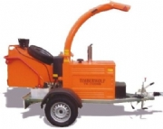 Wood Chipper Hire In Middle Wallop