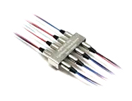 Octo Full 2x2 Non-Latching Single Mode MEMS Optical Switch