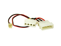PI01183 MicroConnect Power 4pin-4pin+3pin Fan M / F+M 0,2+0,3m - eet01