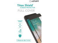 ESTUFF Apple iPhone 6+/6S+/7+/8+ F B Titan Shield Screen Protector ES501210 - eet01