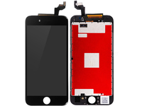MicroSpareparts Mobile LCD for iPhone 6s Black Full Assembly MOBX-DFA-IPO6S-LCD-B - eet01