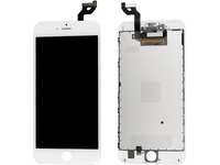 MicroSpareparts Mobile LCD for iPhone 6S Plus White Copy LCD MOBX-IPC6SP-LCD-W - eet01