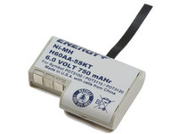 MicroBattery 4Wh Barcode Scanner Battery Ni-Mh 6V 750mAh MBS0006 - eet01