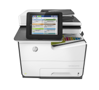 Hp Pagewide Enterprise Color Mfp 586dn Thermal Inkjet - 250 Pages: 80% Blk: 90% Avg Colour G1w39a#b19/1 - xep01