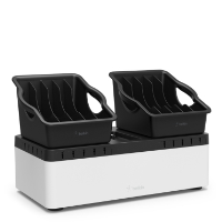 Belkin Belkin Store And Charge Go With Portable Trays - Charging Station - Output Connectors: 10 B2b140vf - xep01