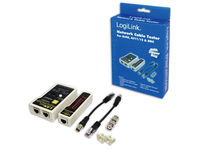 LogiLink Cable Tester with Remote Unit  WZ0015 - eet01
