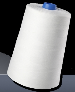 2.5kg White Polyester Sewing Thread Specialists