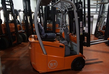 1 Ton Forklift Hire Edinburgh