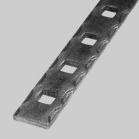 Decorative Iron Punched Bar