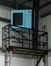 Industrial Heating Maintenance Services