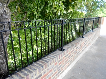 Metal Railings Supplier In Sussex