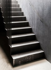 Internal Metal Staircases In Hammersmith