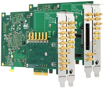 Digital I/O expansion for M2p digitisers and AWG cards
