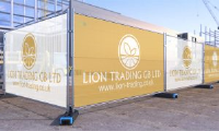 Lion Trading Fence Tarps And Fence Nets