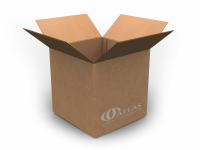 Fully Enclosed Corrugated Cardboard Boxes