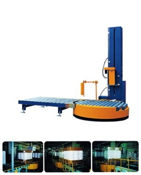 Automatic Turntable Wrapper