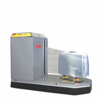 Battery Powered Luggage Wrapping Machinery